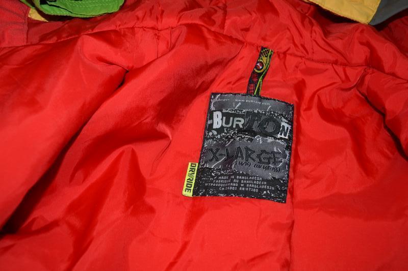 Лыжная куртка burton рост 148/155 см, на 14-16 лет - Фото 6