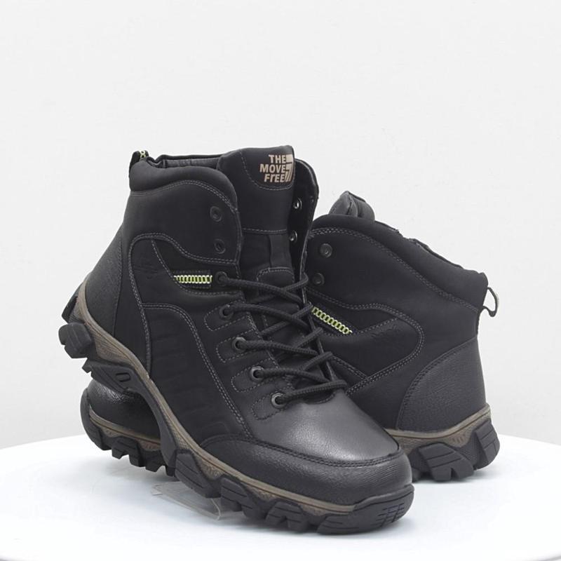 Мужские зимние ботинки - Фото 9