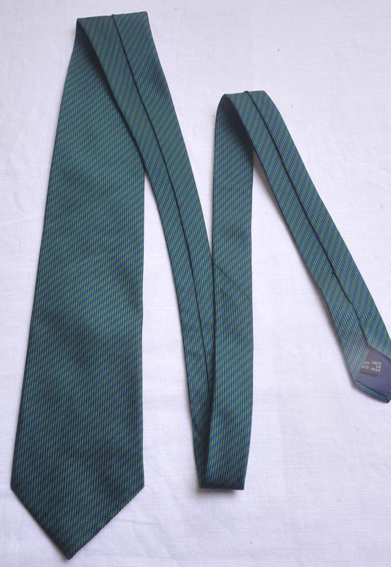 Крутой  галстук oliver grant (paris)  👍