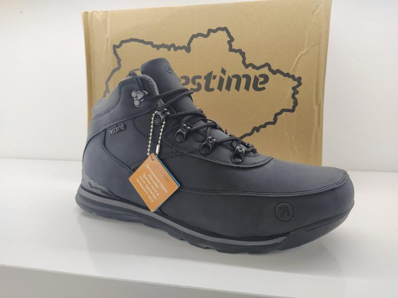 Ботинки restime black -15c зима