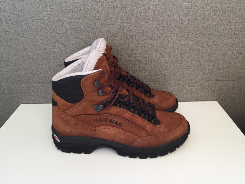 Чоловічі черевики hanwag мужские ботинки сапоги