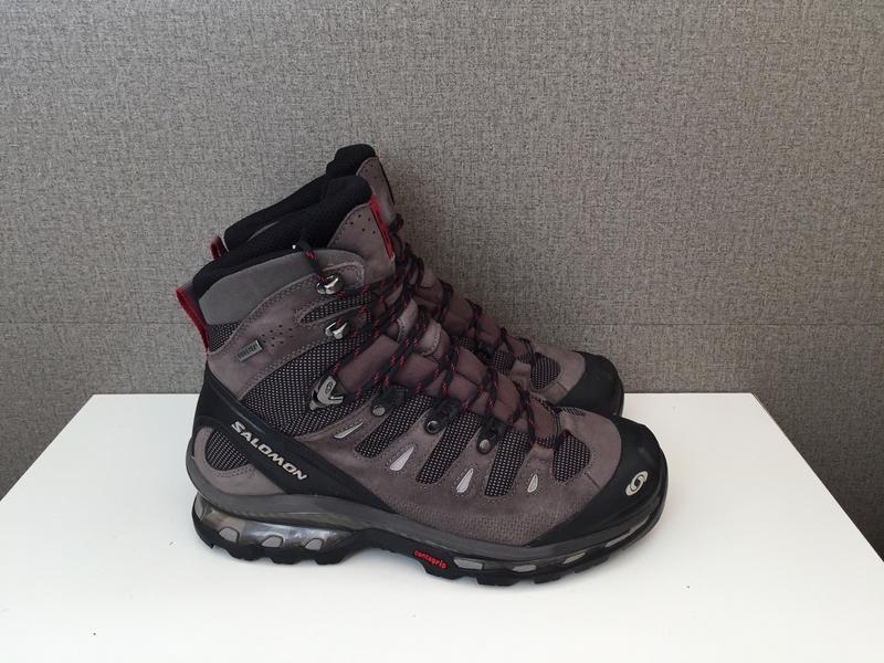 Трекінгові чоловічі черевики salomon quest 4d gtx трекинговые ...