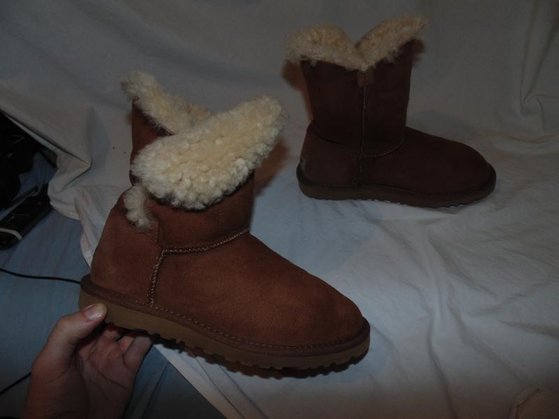 Уги угги сапоги ботинки ugg australia оригинал по сути новые о...