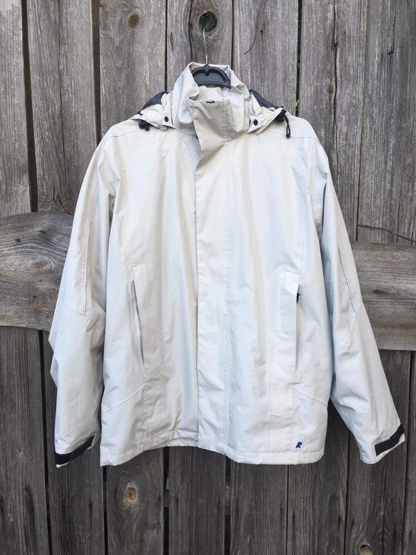 Мужская куртка ветровка штормовка