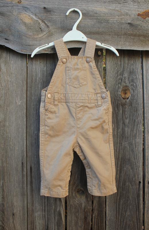 Комбинезон полукомбинезон на малыша штаны