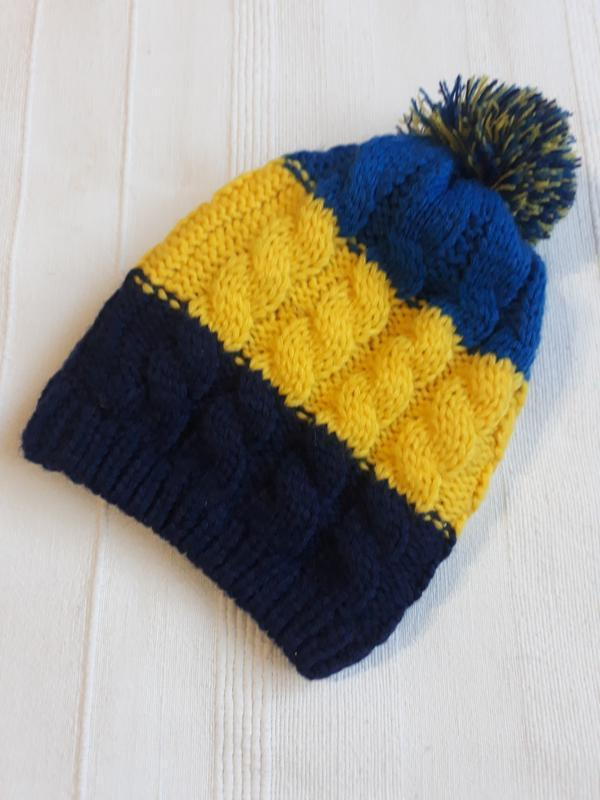 Lupilu новая#фирменная#теплая шапка#шапочка для мальчика на фл...