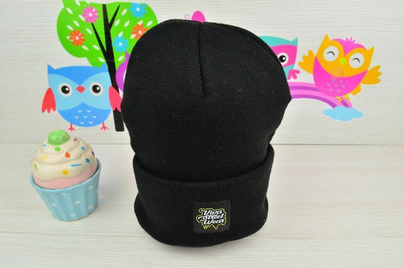 Детская шапка  (зима)