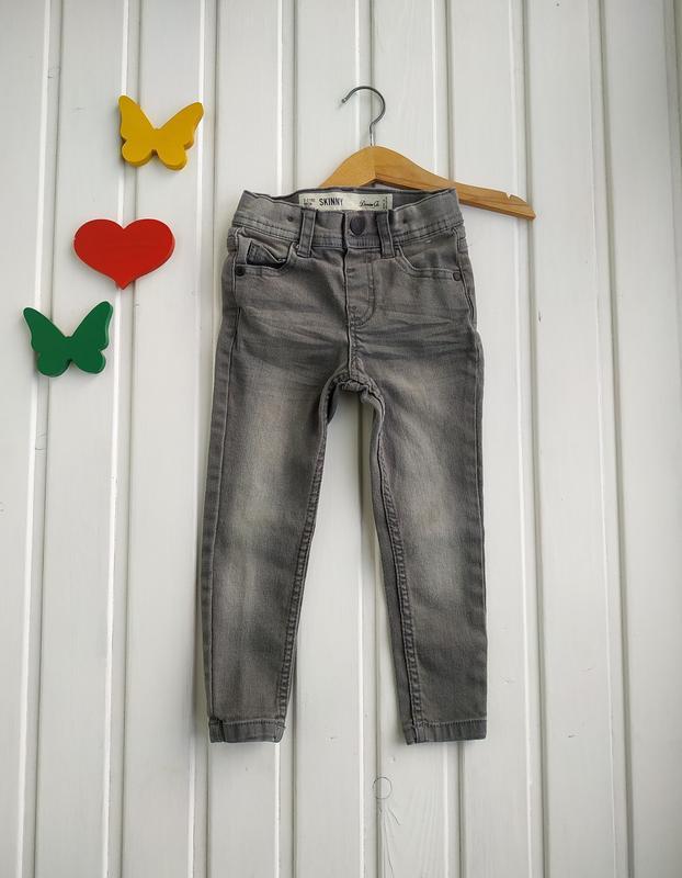 2-3 года, джинсы,denimco