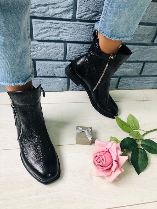 😍lux обувь для вас! шикарного качества зимние/деми ботинки сап...