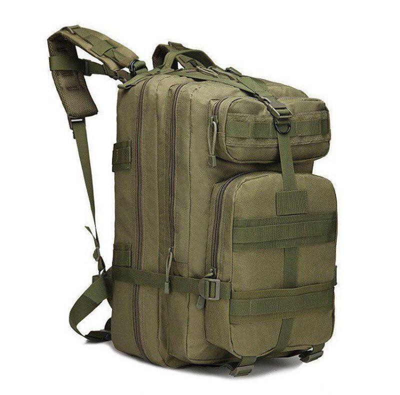 Рюкзак Тактичний міський, штурмової, військовий рюкзак 45Л