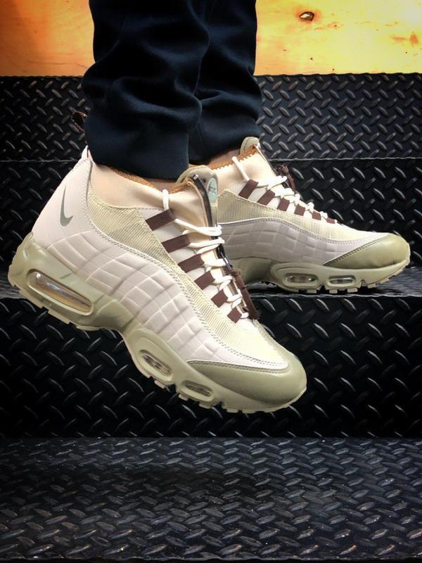 Шикарные мужские зимние кроссовки / ботинки ❣️ nike air max 95...
