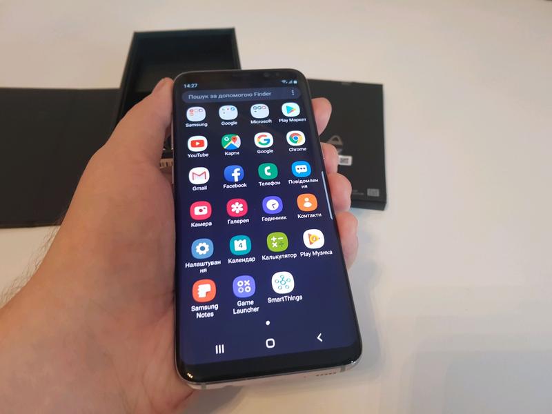 Samsung S8 Duos 64gb g950fd Самсунг с8 - Фото 8