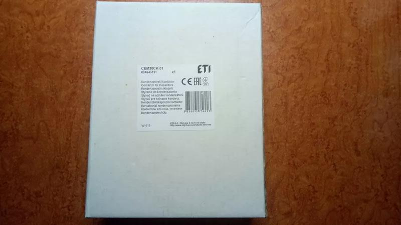 Контактор ETI CEM30CK.01