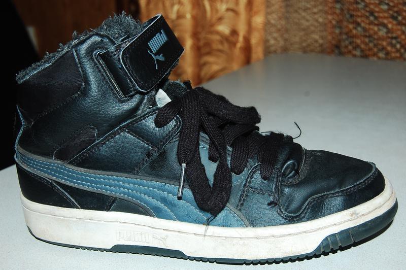 Деми кроссовки puma 38 размер