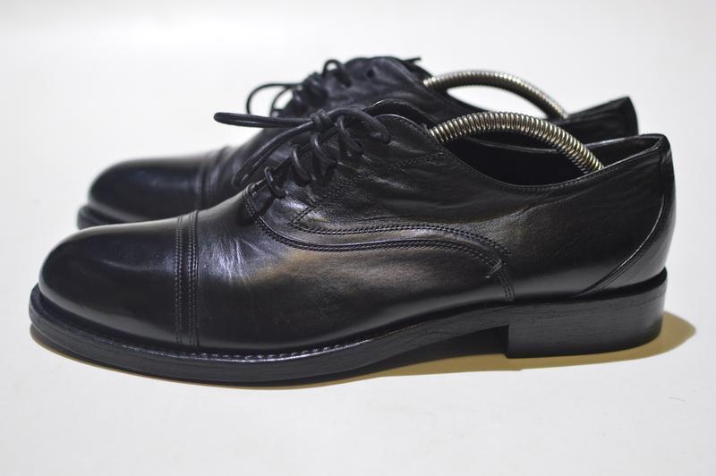 Туфли, броги, оксфорды pantanetti leather luxury