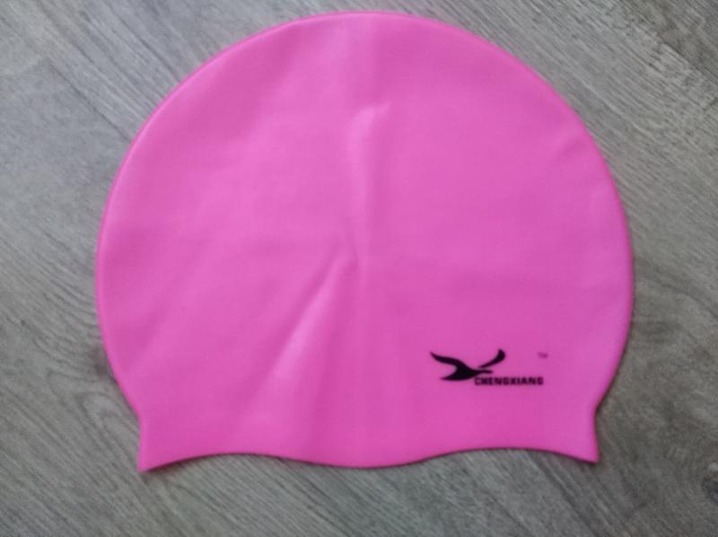 Резиновая шапочка для бассейна