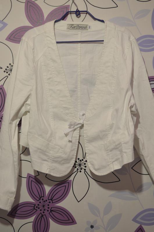 Пиджак 44-46р от fitt originals