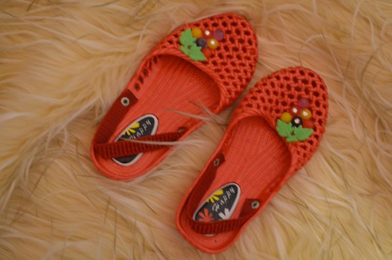 Обувь для купания/мыльницы/лодочки розовые 24 р + подарок