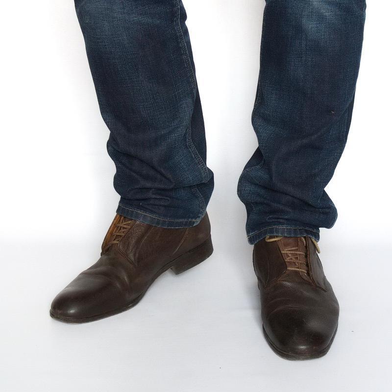 Безупречно стильные ботинки kurt geiger, натуральная кожа