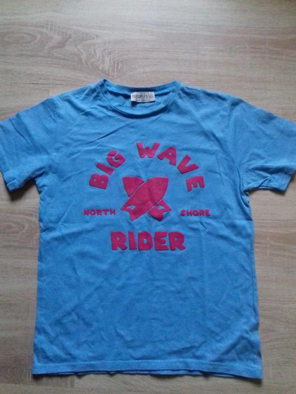 Распродажа!  футболка zara kids на 10 лет рост 140 см