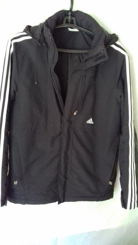 Куртка мужская на синтепоне adidas
