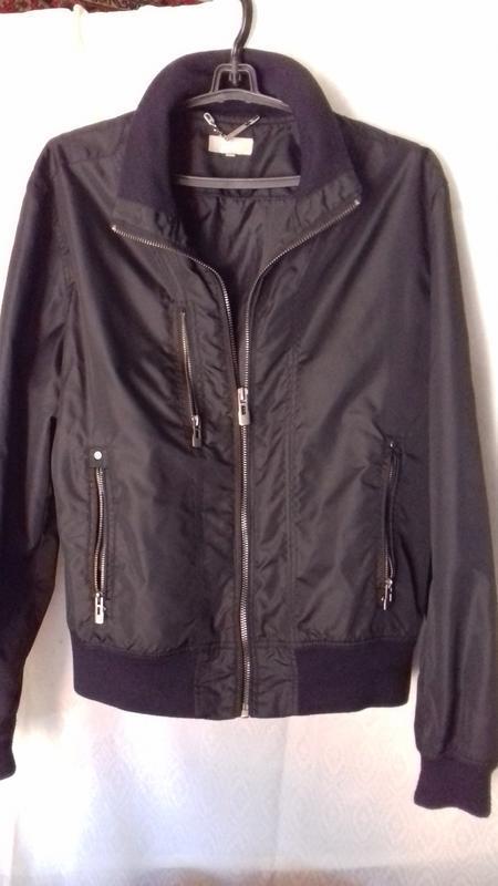 Куртка мужская ше легкая на весну размер xl