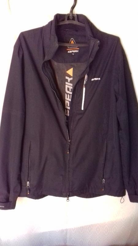 Куртка ветровка мужская icepeak
