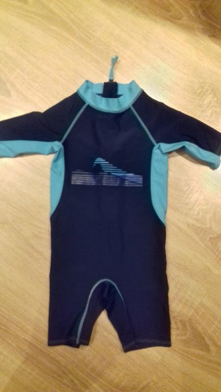 Купальный костюм для мальчика 2 года