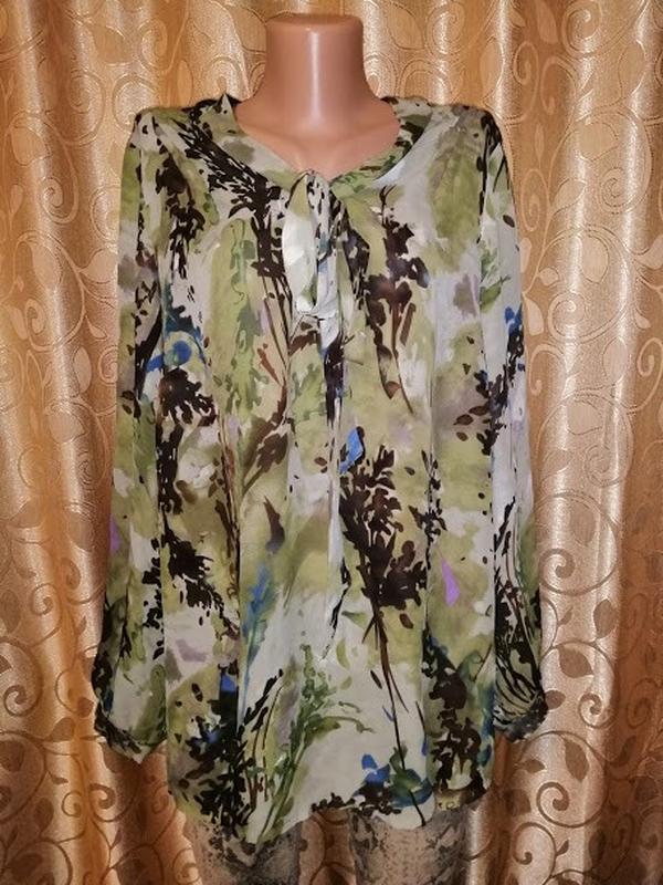 🌺🎀🌺красивая легкая женская блузка, кофта с бантом 20 р. victor...