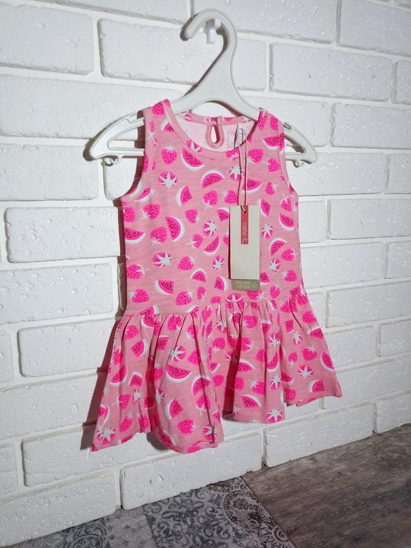 Name it 9-12 мес 80 см (+6 см) платье сарафан