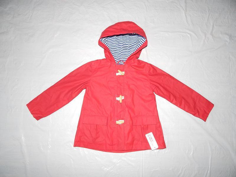 Куртка непромокайка дождевик на флисе young dimension, великоб...
