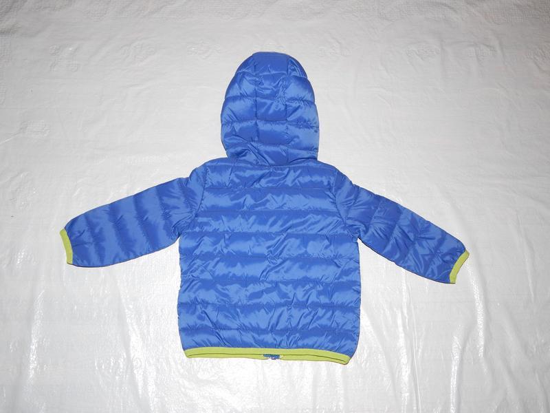 Р. 74-80-86  куртка легкая термо демисезон стеганая impidimpi ... - Фото 2