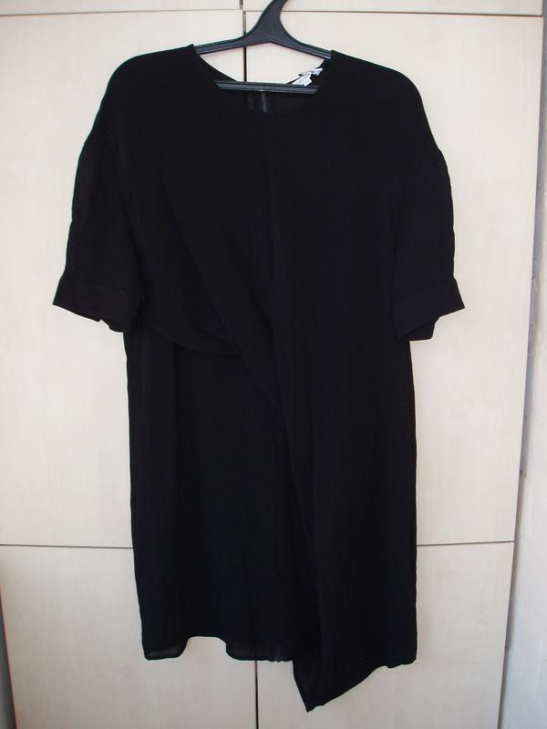 🔥🔥🔥новое, короткое черное платье, туника & other stories🔥🔥🔥
