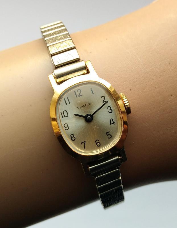 Timex классические часы из сша винтажная механика
