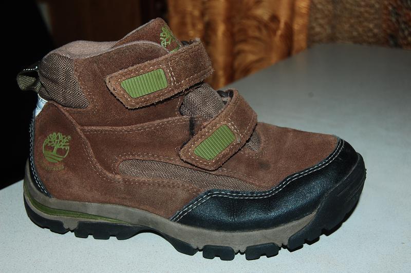 Деми ботинки timberland 33 размер