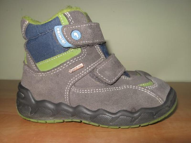 Зимние ботинки primigi gore tex  р.26