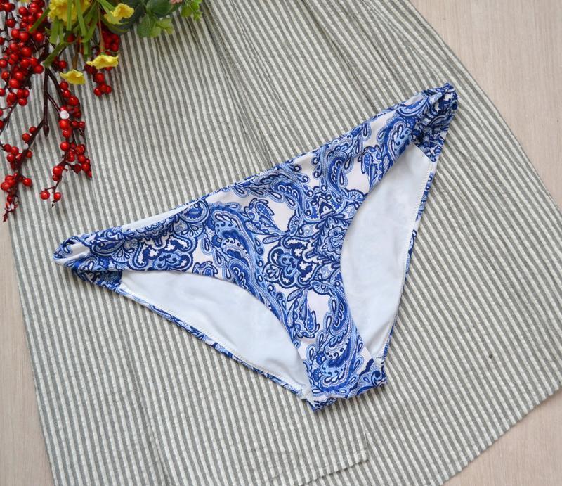 Красивые плавки трусики от купальника h&m