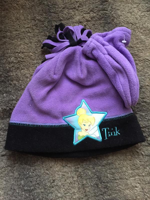 Набор шапка и перчатки disney