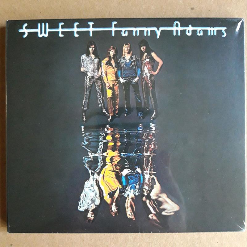 CD Sweet - Sweet Fanny Adams (1974)
