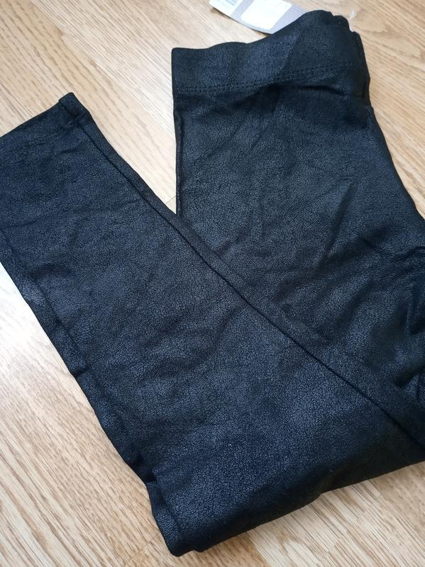 Лосины штаны с блеском pepperts леггинсы
