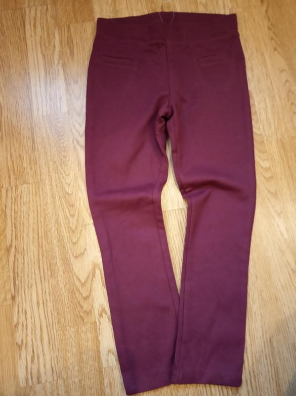 Плотные штаны лосины леггинсы lupilu