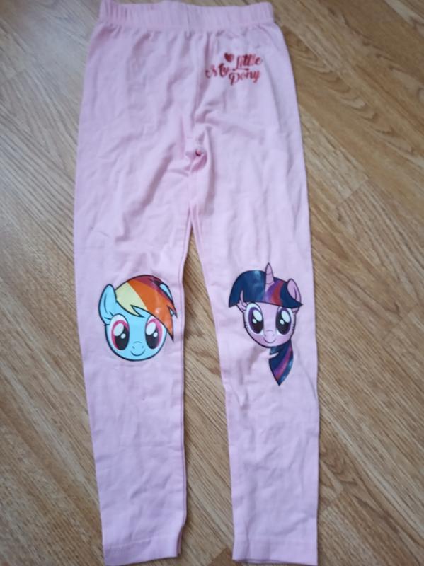 Лосины леггинсы штаны пони pony