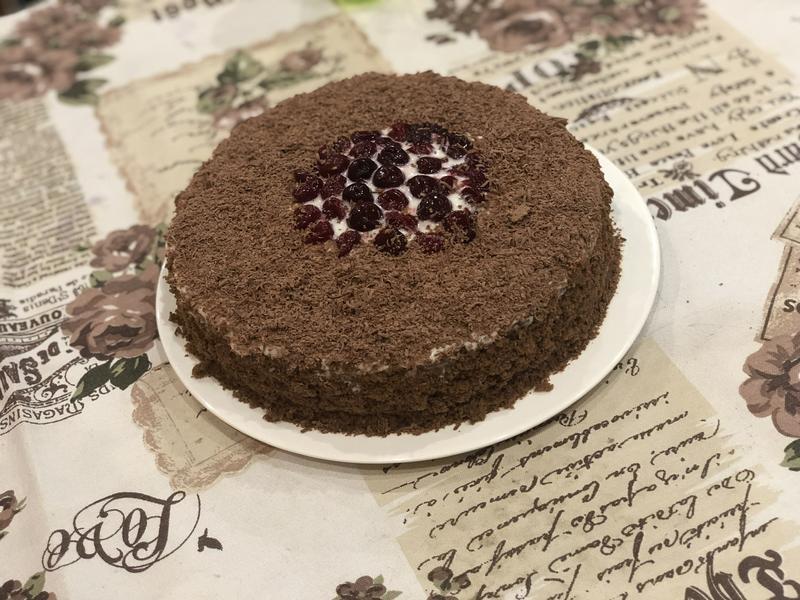Домашние торты и пироги