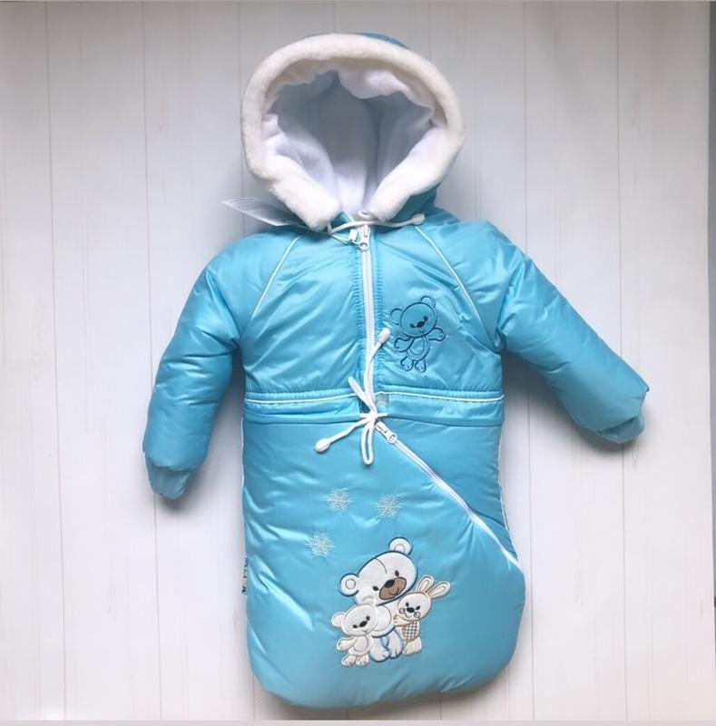 Комбинезон 3-ка (курточка, штаны и конверт)