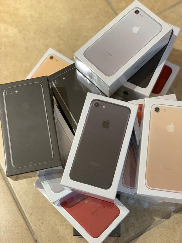 IPhone 7 32/128 gb Новые