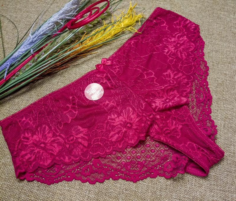 Primark Модные сексуальные женские трусики кружево утонченные