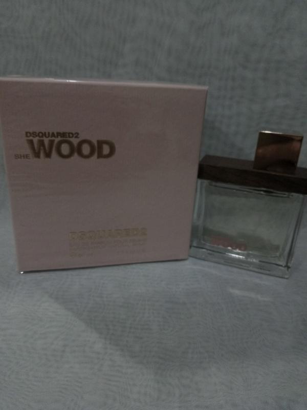 Dsquared2 she wood парфюмированная вода 50мл