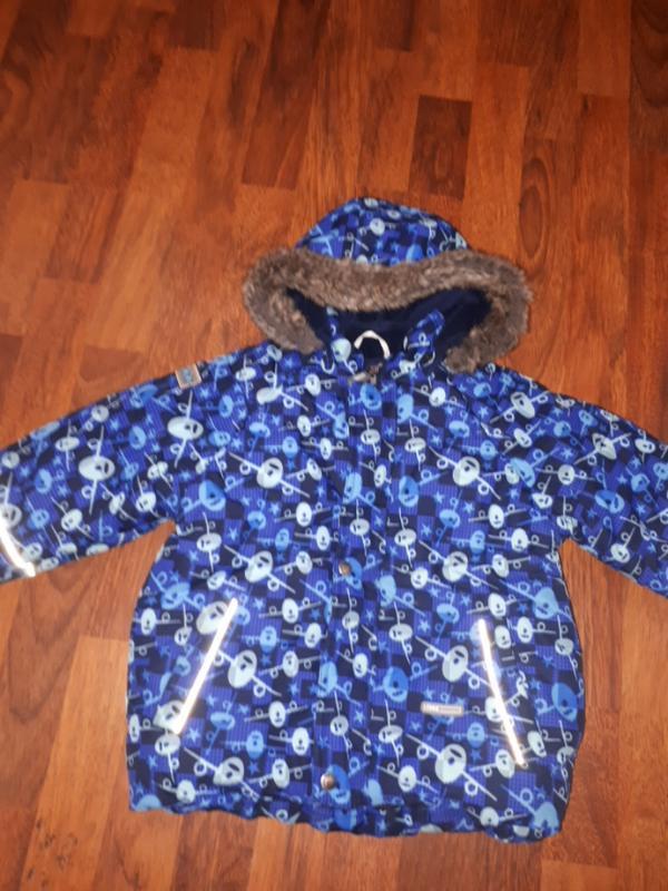 Зимняя куртка lenne 98+