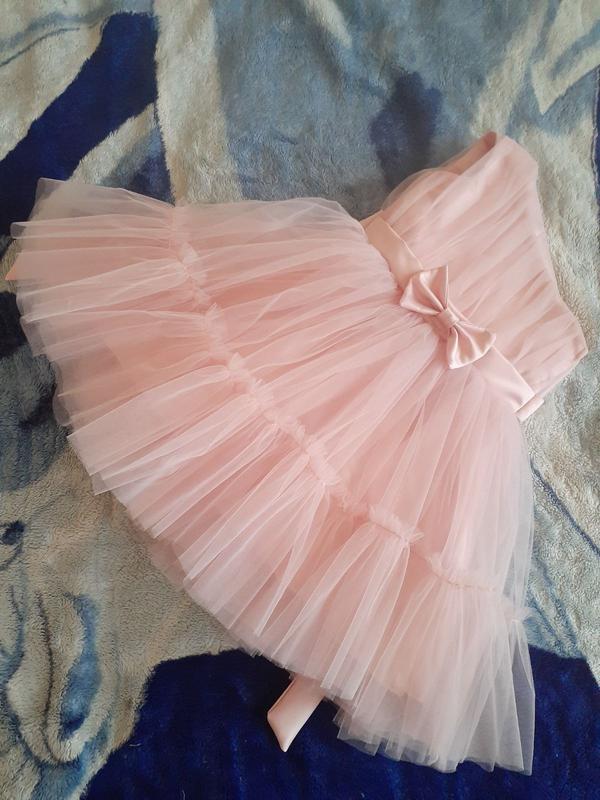 Платье для девочки праздничное, нарядное