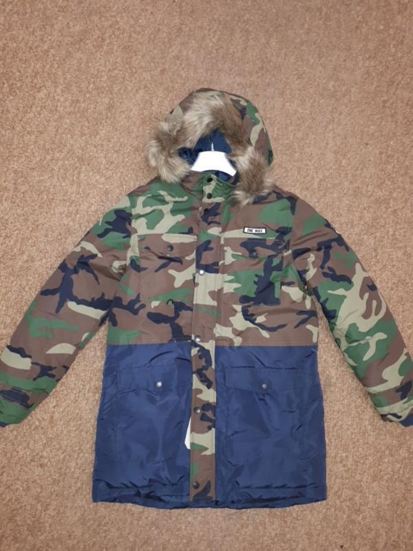 Куртка парка zara 152.164
